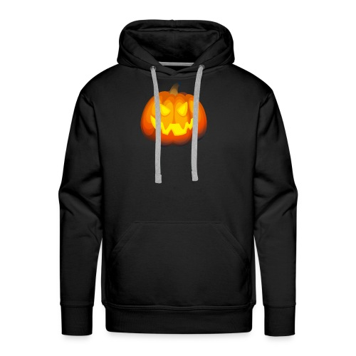 Pumpkin Halloween party T-shirt - Men's Premium Hoodie