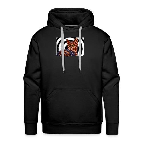 Cat Spiral - Men's Premium Hoodie