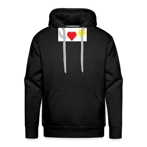 Love Collection - Men's Premium Hoodie