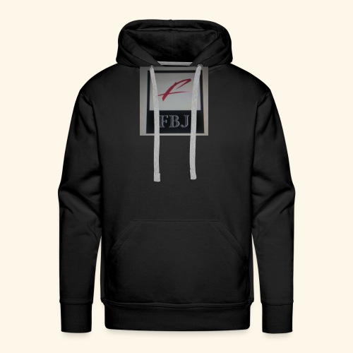 Original FBJ 2017 Merchandise - Men's Premium Hoodie