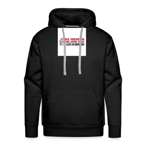 Darwin child pred t SHIRTS - Men's Premium Hoodie