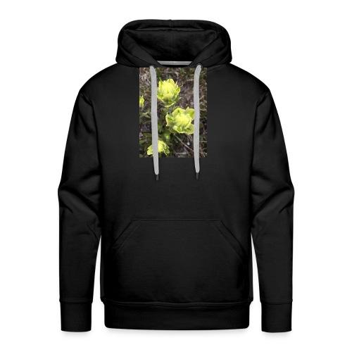 Rocky Mountain flowers - Men's Premium Hoodie