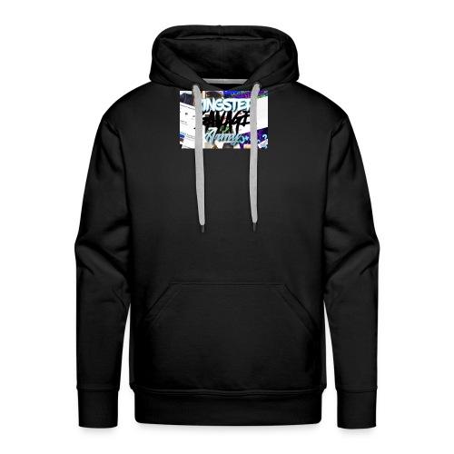 Poster t-shirt - Men's Premium Hoodie