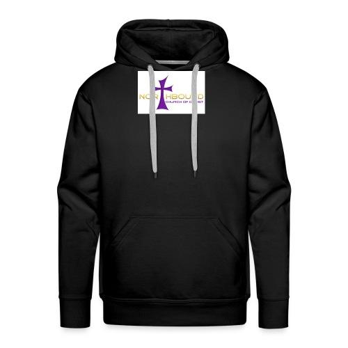NB long logo - Men's Premium Hoodie