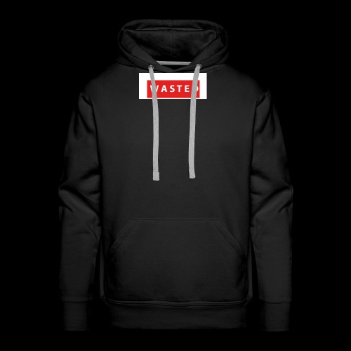 The Grid Apparel WASTED - Men's Premium Hoodie