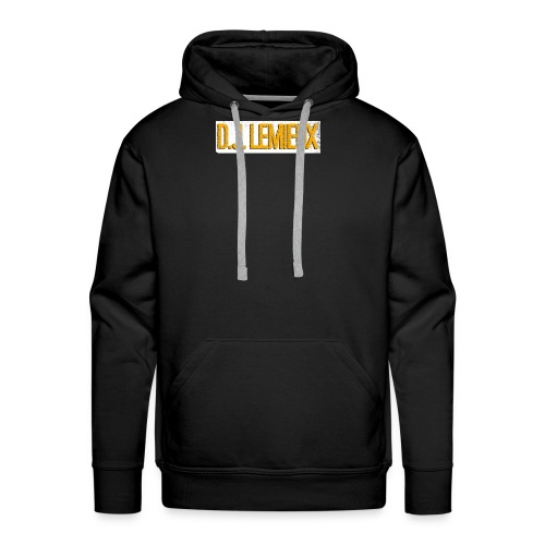 dilemieux - Men's Premium Hoodie
