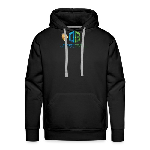 Deccypher Gaming - Men's Premium Hoodie