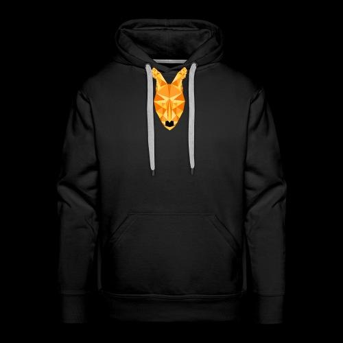 Kangaroozoo1 Logo - Men's Premium Hoodie