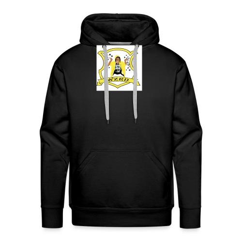 WZRD choo Hogwart - Men's Premium Hoodie