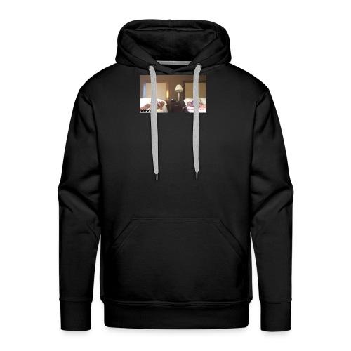 disney logo - Men's Premium Hoodie