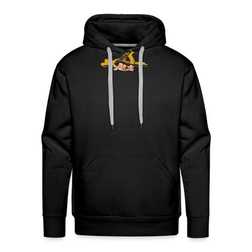 gpa tshirt - Men's Premium Hoodie