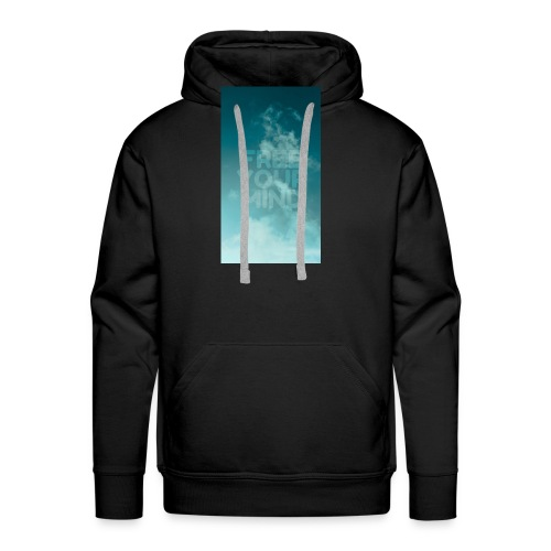 Free Your Mind - Men's Premium Hoodie