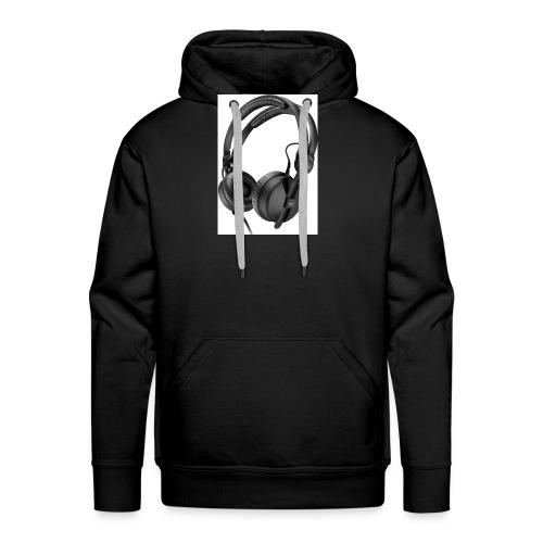 DJz UndergrounD SEHD25MKII - Men's Premium Hoodie
