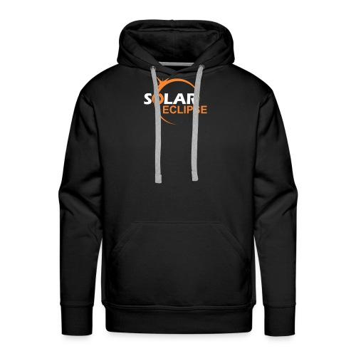 Nebraska Eclipse Tshirts - Nebraska Total Solar Ec - Men's Premium Hoodie