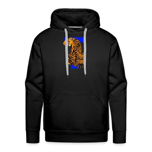 Townsend Sport Tiger Design - Men's Premium Hoodie