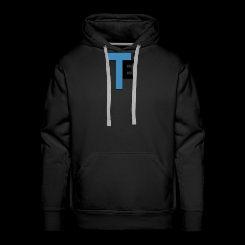 The Second Team Exelfiny Logo - Men's Premium Hoodie