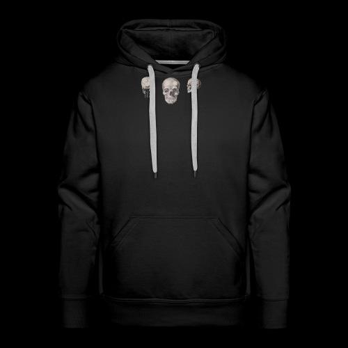 3skulls - Men's Premium Hoodie