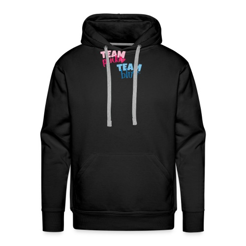 which team - Men's Premium Hoodie