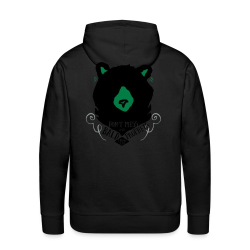 Elijah & The Bears - Men's Premium Hoodie