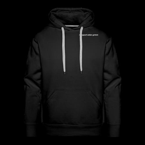 support 2 - Men's Premium Hoodie