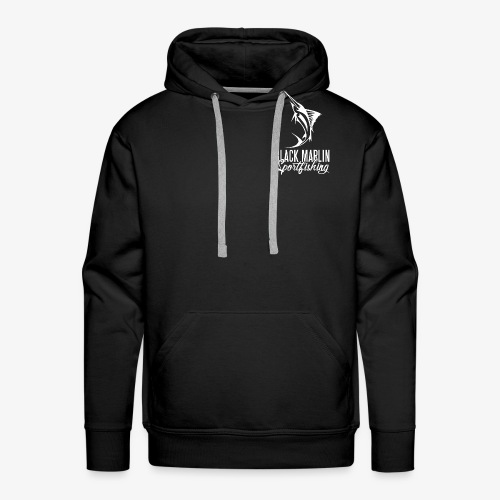 Black Marlin Sweatshirt - Men's Premium Hoodie