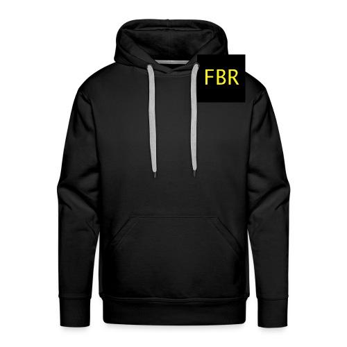FBR merchandise - Men's Premium Hoodie