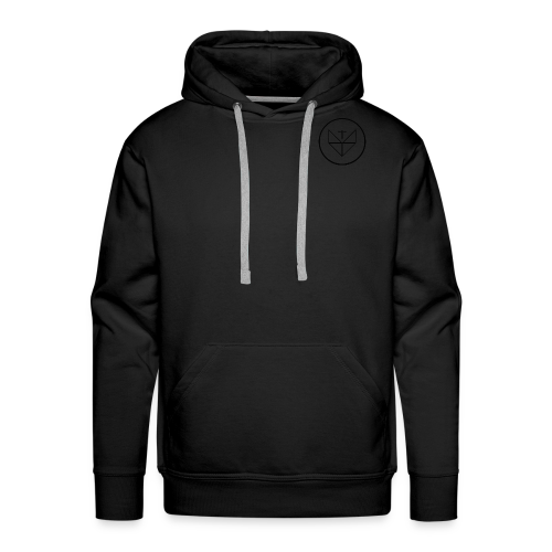 Tritania Logo in black - Men's Premium Hoodie