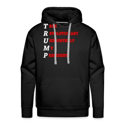 TRUMP REVOLUTION - Men's Premium Hoodie