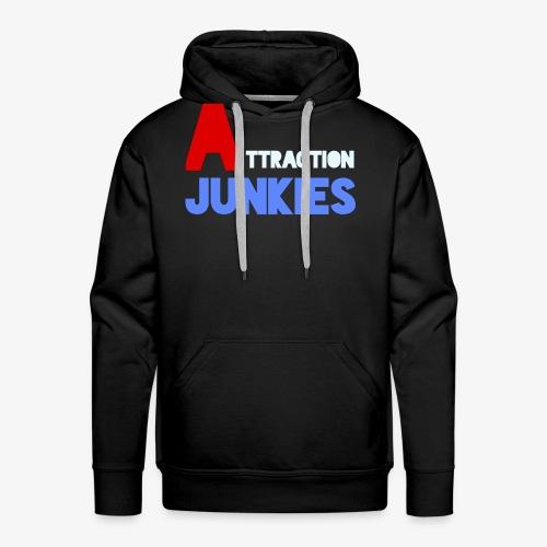 Attraction Junkies Merch - Men's Premium Hoodie