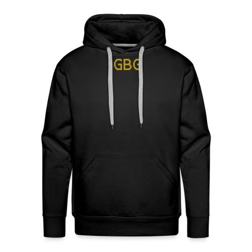 GBG Gold0000 - Men's Premium Hoodie