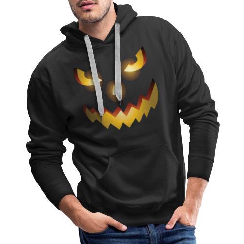 sly pumpkin - Men's Premium Hoodie