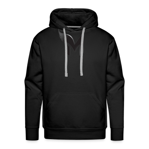 Limited Blackout Angle Merch - Men's Premium Hoodie