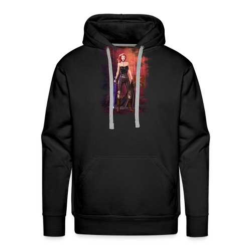Mystic Warrior - Men's Premium Hoodie