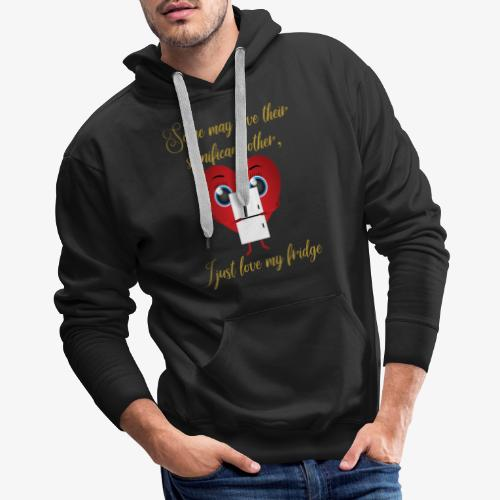 Food Lover - Men's Premium Hoodie