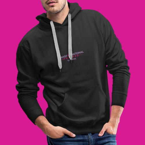TRANSFORMATIONAL PRAYERS NETWORK DESIGN - Men's Premium Hoodie