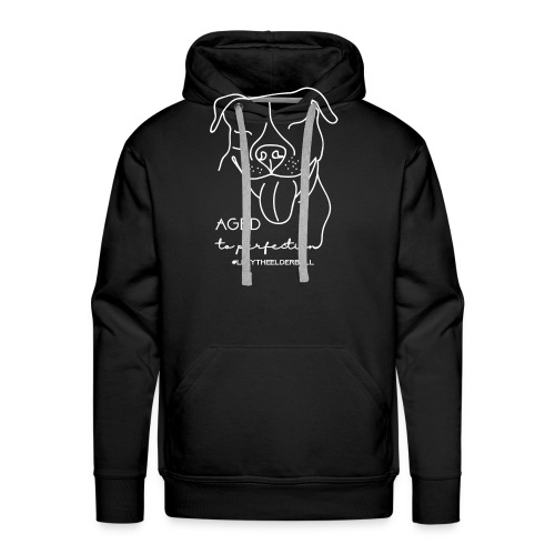 Lexy Aged to Perfection - Men's Premium Hoodie