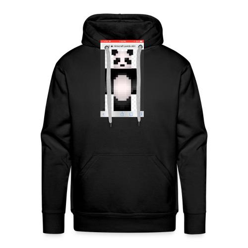 Pandagaming.com - Men's Premium Hoodie
