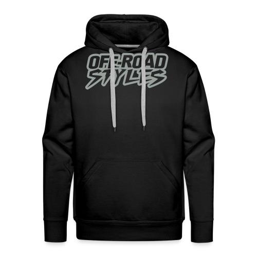 Ultimate Motocross T-Shirts - Men's Premium Hoodie