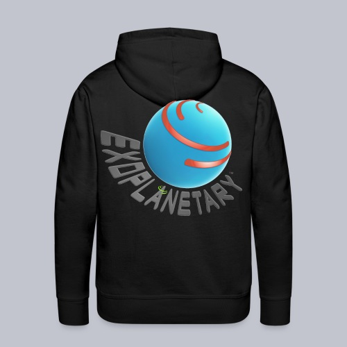 Logo for Light Background - Men's Premium Hoodie
