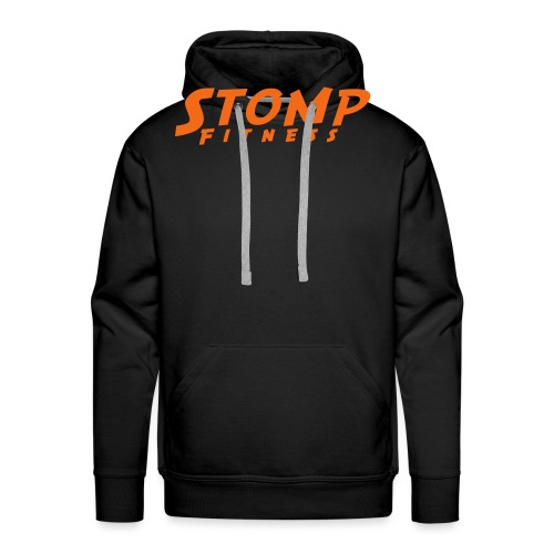 Stomp Logo - Men's Premium Hoodie