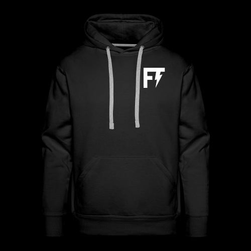 FT LOGO - Men's Premium Hoodie