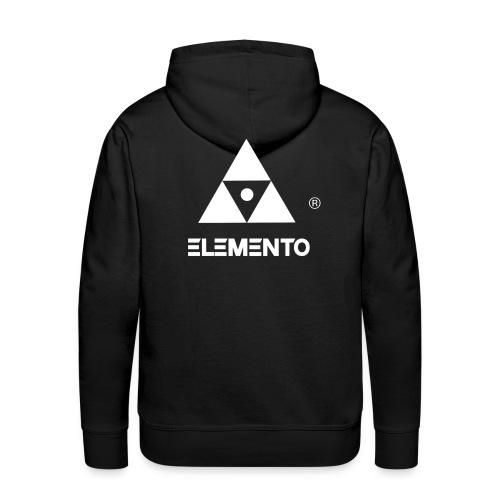 Official logo of ELEMENTO® Arts - Men's Premium Hoodie
