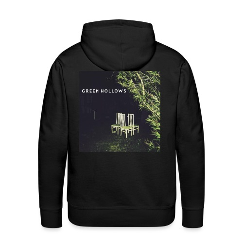 Green Hollows EP Special Merch - Men's Premium Hoodie