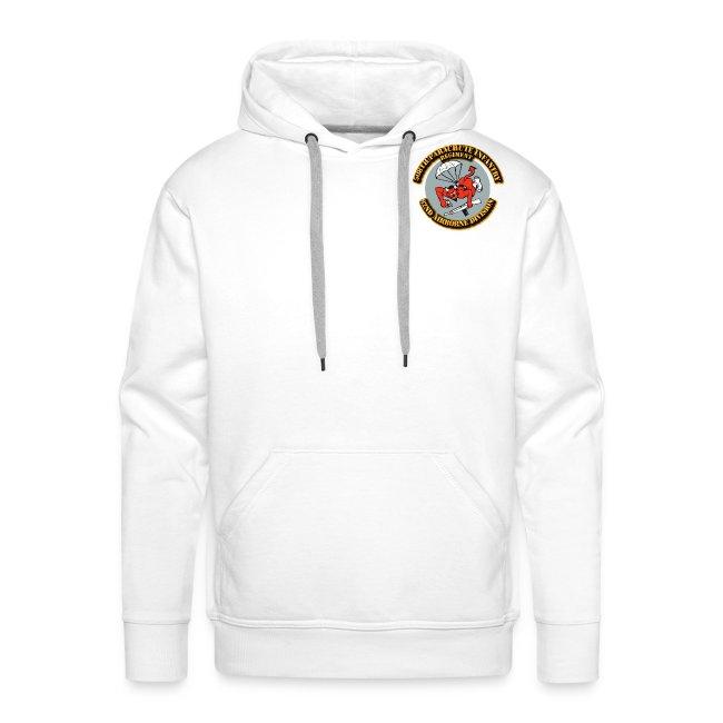Mens Athletic Pullover Cozy Sport Outwear US Army Veteran Infantry Sweatshirt Hoodies