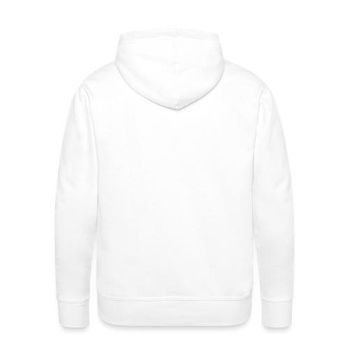 phonecallwhite - Men's Premium Hoodie