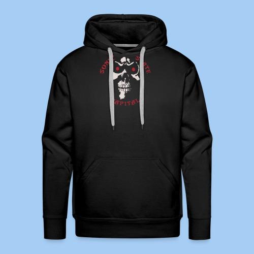 SSC-Scull - Men's Premium Hoodie