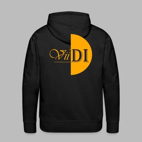 Yellow_Vii'DI - Men's Premium Hoodie