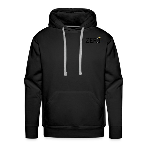 ZERO - Men's Premium Hoodie