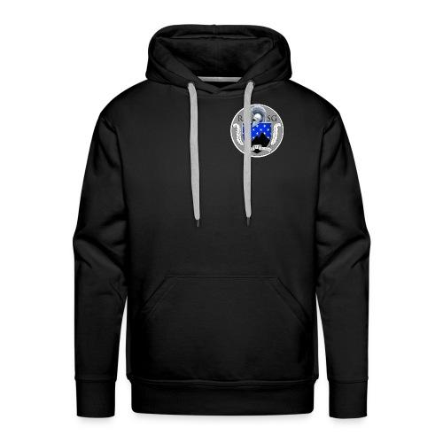 boars_tooth_shirt_2018 - Men's Premium Hoodie