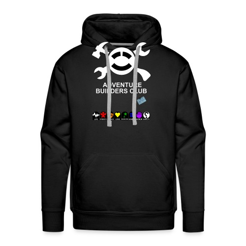 Adventure Builders Club - Men's Premium Hoodie